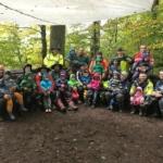 Waldsofa, Vater-Kind-Tag, Kindergarten