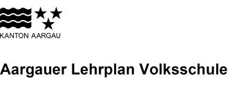 Logo Aarg. Lehrplan