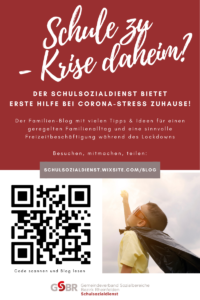 Flyer Familien-Blog SSD